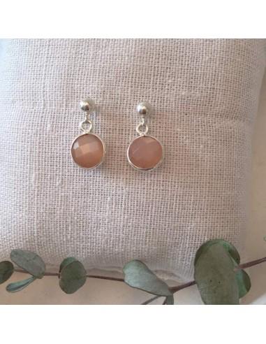 Turquoise earrings silver 925