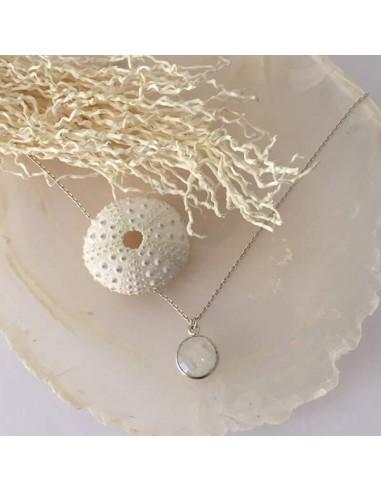2215-6 à facettes bijoux pièces de 925-er argent 3 mm plaqué or