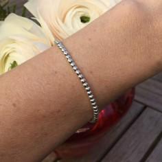 Elise bracelet silver 925 small beads