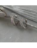 Silver 925 zircon...