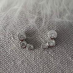 Silver 925 three small...