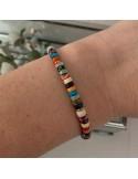 Bracelet Heishi p...