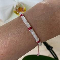 Bracelet Heishi nacre...