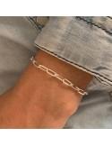 Silver 925 rectan...