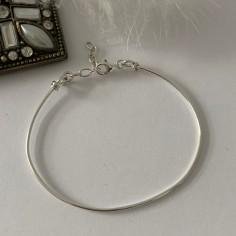 Silver 925 thin bangle...