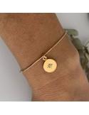 Bracelet jonc fin...